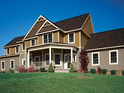 Exterior Portfolio Traditional Siding