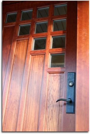 Lancaster Door Installation
