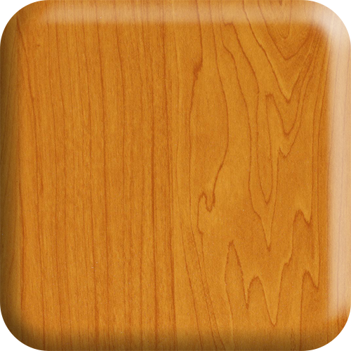 Warm Maple Woodgrain Interior Window Color
